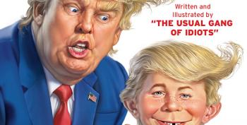 Open Thread - Mad Magazine On Donald Trump, 1992