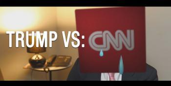 CNN's Hilarious 'Response' To Trump's Twitter Tantrum
