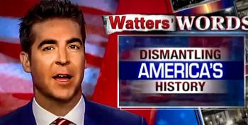 Jesse Watters: Left Removes Confederate Statues 'So Country Forgets The Democratic Party Enslaved Blacks'