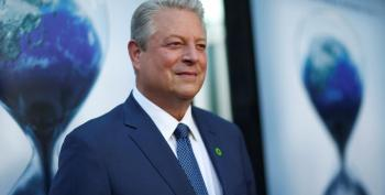 Al Gore Has One Word For Donald Trump: 'Resign'