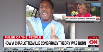 Fake Klansmen And Protesters! CNN Debunks Charlottesville Conspiracy Theory