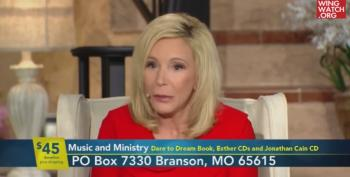 Trump's God Whisperer: Opposition To Trump Is Opposition To God!