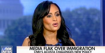 Katrina Pierson: It's 'Truly Unfortunate' Jim Acosta Wants Non-English Speakers In This Country