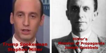 WH Spox Stephen Miller Nearly Comes To Blows With Jim Acosta Over Insane Immigration Proposal