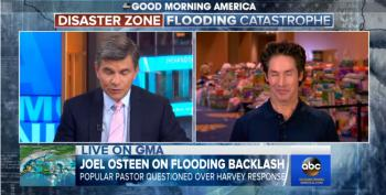 Joel Osteen Is Doing Damage Control This Morning