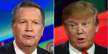Whoa, Kasich Would Beat Trump In New Hampshire Primary Today