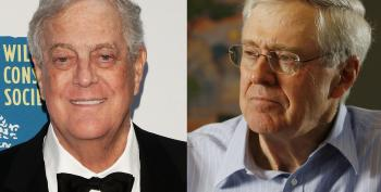 Kochs And Trump Team Up To Cut Billionaires' Taxes By Gutting Medicaid