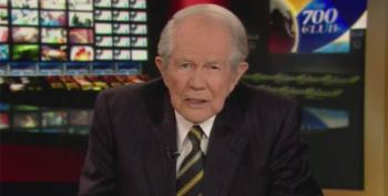 Pat Robertson Says Eric Bolling And Fox News' Sexual Harassment Issue Is 'Totally Bogus'