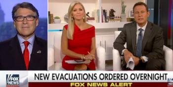 Ainsley Earhardt Spins Baseless Hurricane Harvey Conspiracy Theory To Smear Democratic Mayor Of Houston