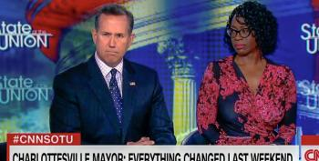 'I Hope You're Uncomfortable': Barkari Sellers Tears Into Santorum After He Tries To Shut Down Racism Debate