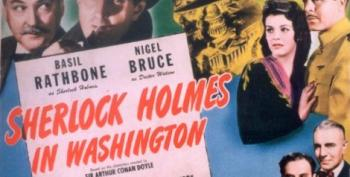 C&L's Saturday Night Chiller Theater: Sherlock Holmes In Washington (1943)