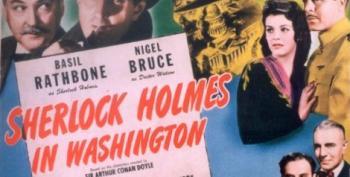 C&L's Saturday Night Chiller Theater: Sherlock Holmes In Washington (1943)