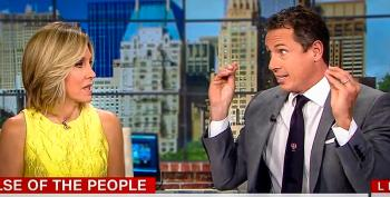 Chris Cuomo: 'Fundamental Problem' Is Trump Voters Think Their Feelings Are 'Actually True'