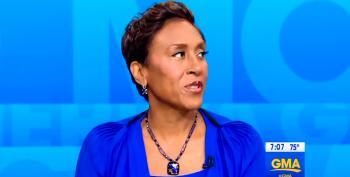 Watch Robin Roberts' Perfect Reaction To Trump's 'Bizarre' Obsession With Fox & Friends