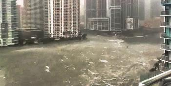 Jaw-dropping Video Of Miami Flooding During Irma Looks Worse Than A Disaster Movie