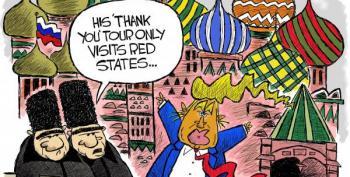 Friday's Trump Russia 'Little Kremlin On The Potomac' Update