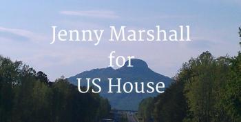 Remember Virginia Foxx? Meet Jenny Marshall, Her Progressive Challenger