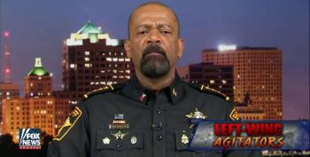 Ex-Sheriff Clarke Tells Reporter 'Fck You And The Horse You Rode In On'