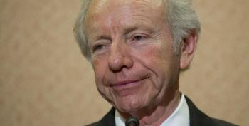 Joe Lieberman Is STILL Looking For His Magic Third Party