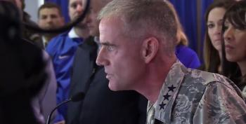 MUST WATCH:  Air Force Cadets Chewed Out Over Racial Slurs