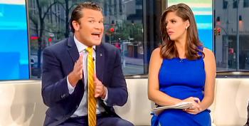 Pete Hegseth: Black Players Must Respect Anthem Because This Is 'Least Racist Country In History Of Humankind'