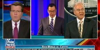 Cavuto Compares Tom Price To Al Gore To Excuse Price's Travelgate