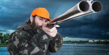 Florida Sheriff To Gun Nuts: Don't Shoot At Hurricane Irma, Morons