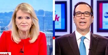 'They Can Do Free Speech On Their Own Time': Mnuchin Lashes Out At Players Who Take A Knee For Anthem