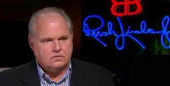 When Cops Kill Unarmed Black People, Rush Limbaugh Is The Real Victim