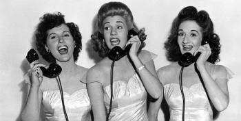 C&L's Late Nite Music Club With The Andrews Sisters