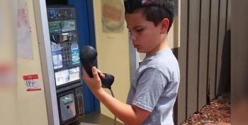 Open Thread - 'Kids React' To A Payphone