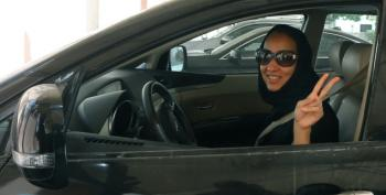 Saudi Arabia Finally Agrees To Let Women Drive