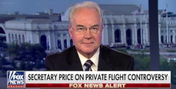 Fox Already Suggesting Obama To Blame For Tom Price Scandal