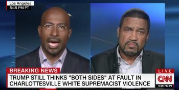 CNN's Panel Discussion Goes Terribly Awry: 'KKK Has A History; Antifa Is New!'