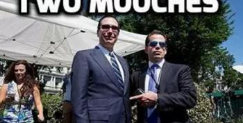 Mnuchin The Mooch: The Super-Rich Are Different Than You And Me
