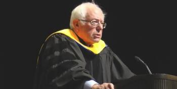Bernie Sanders Gives Major Foreign Policy Speech: 'We Share A Common Humanity'