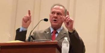 Roy Moore Has A Conspiracy Theory To Explain His Russian Twitter Bot Followers