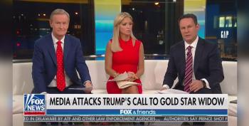 'Nothing Will Make Them Feel Better:' Brian Kilmeade Shrugs Off Trump's Insensitivity