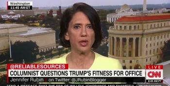 Jennifer Rubin Whacks Republicans For Failing To Act As A Check On Trump