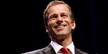 John Thune Suggests Shooting Victims Died Because They Didn't 'Take Precautions' And 'Get Small'