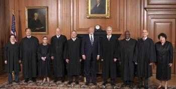 Trump's Supreme Court Ghoulishess: Is He Thinking About Genes Again?