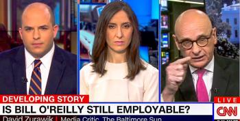 'The Arena Was Almost Empty': Baltimore Reporter Goes To Bill O'Reilly Show And Finds Only 20% Of Seats Full
