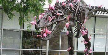Open Thread - Watch Out For Plastic Yard Ornaments