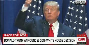 Trump Threatens The NBC News Broadcasting License