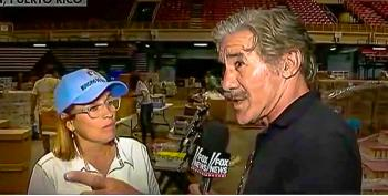 'I Don't See People Dying': Geraldo Rivera Confronts San Juan Mayor To Defend Trump
