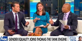 'Does That Kill Childhood?' Fox & Friends Has Dumbest Segment Yet Over Female Thomas The Tank Engine
