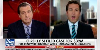 'You Have A Moral Duty': Reporter Goes On Fox And Rips Them For Signing O'Reilly After $32 Million Lawsuit