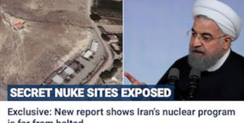 Is Fox News Trying To Start A War With Iran Or Just Sell Iran Deal Decertification?