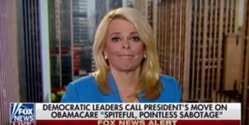 Long Time Liar Betsey McCaughey Tells Fox: Trump's Sabotage Of ACA Is No Big Deal