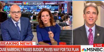 Ali Velshi To Lying GOP Lawmaker: 'Ignore The Fact That I Don't Have Hair And I'm Not Really Bald'
